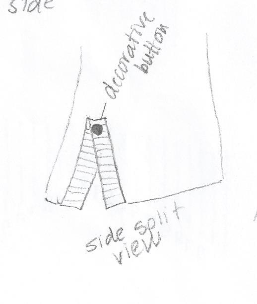 waddle stitch sweater side detail 001