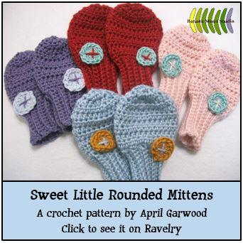 sweet little mittens ad