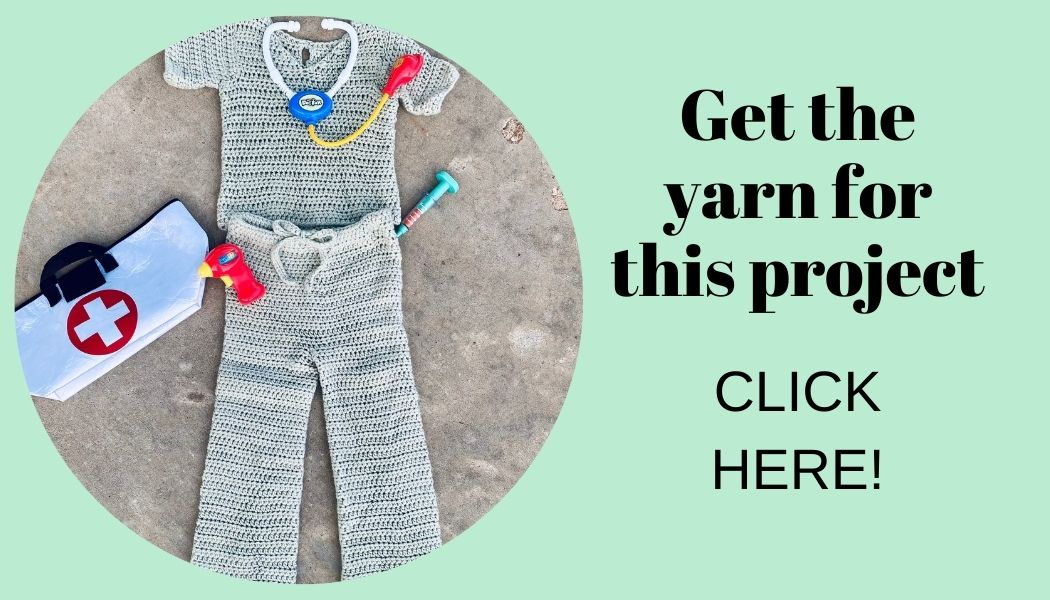 """Rectangular button that reads """"Get the yarn for this project. Click here!"""