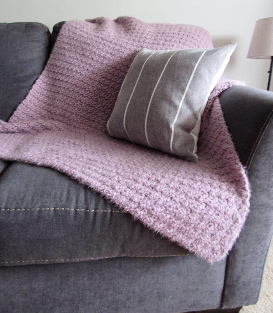 Coziness is a Mood Throw from This Pixie Creates.