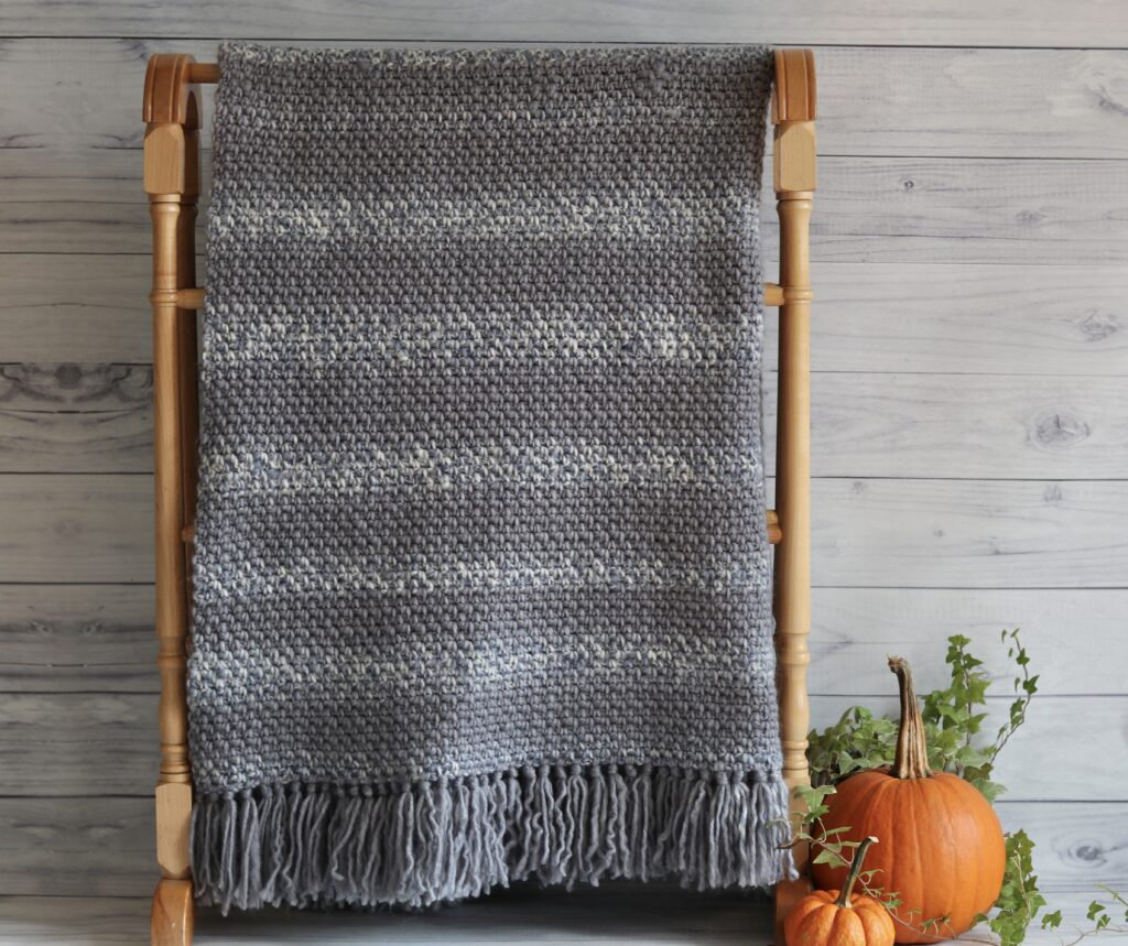 Harvest Throw from Rich Textures Crochet.