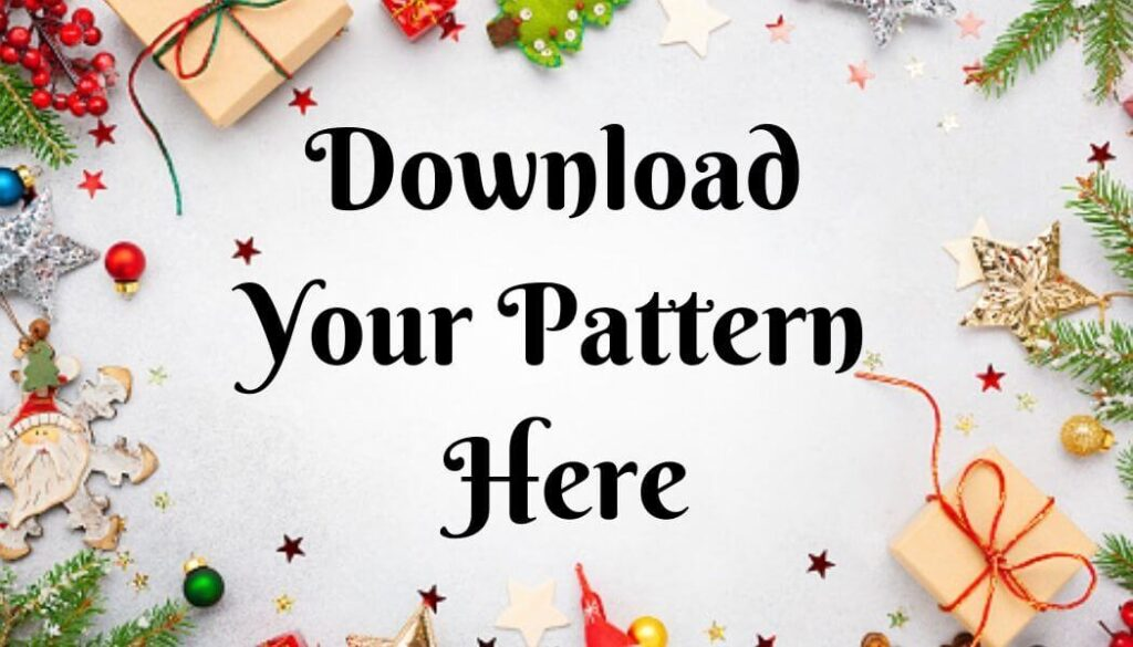 Button that reads: Download your pattern here.